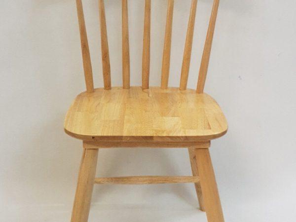 Ghế bàn ăn gỗ cao su cao cấp (không nệm) GH016 - GH017 (7)