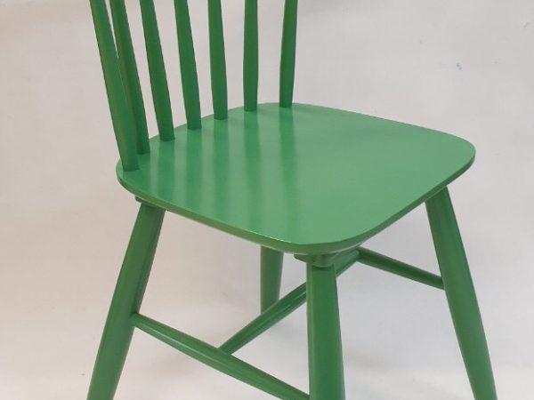 Ghế bàn ăn gỗ cao su cao cấp (không nệm) nhiều màu (3)