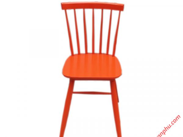 Ghế bàn ăn gỗ cao su cao cấp không nệm nhiều màu sắc (2)