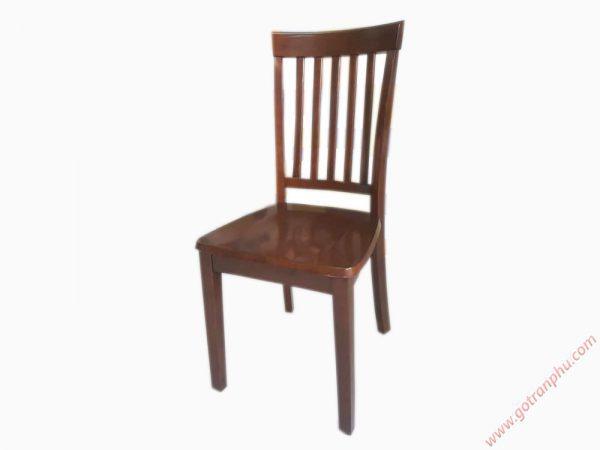 Ghế bàn ăn gỗ cao su nhập khẩu cao cấp (không nệm) GH004 (1)