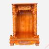 Bàn thờ ông địa thần tài gỗ xoan đào ngang 56cm OD005 (1)