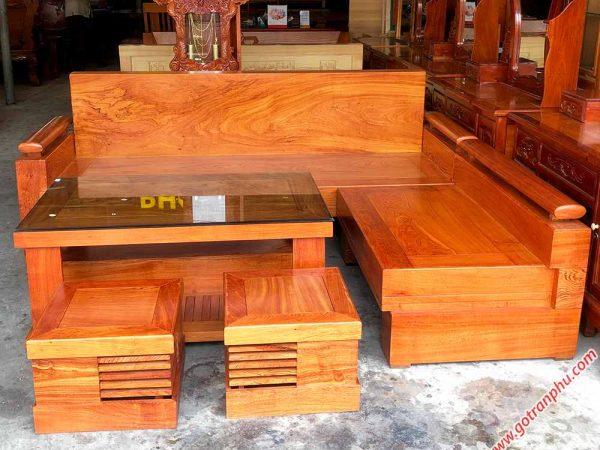 bộ bàn ghế gỗ nội thất