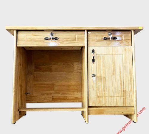 Bàn làm việc văn phòng gỗ thông BL007-08