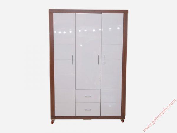 Tủ áo công nghiệp min nhập khẩu 3 cánh TA016 (3)