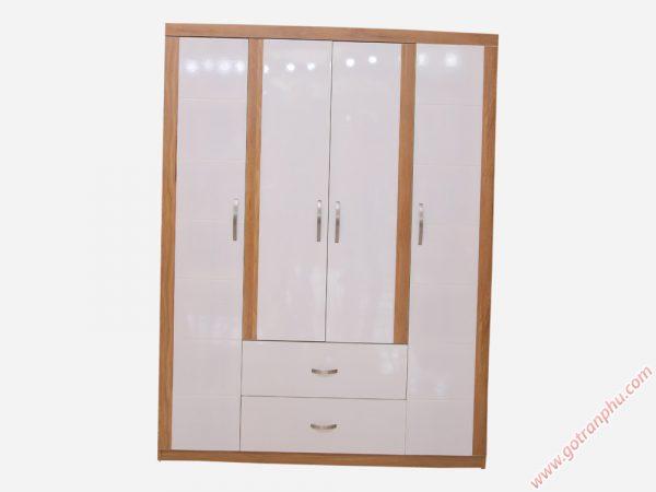 Tủ áo gỗ công nghiệp khẩu Malaysia TA017 (1)