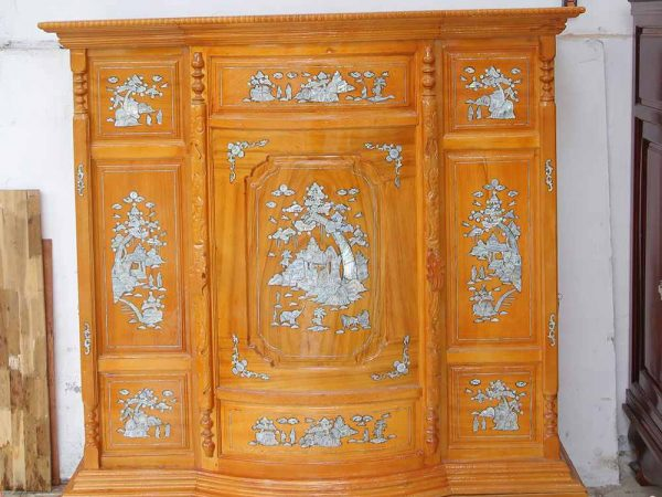 mẫu tủ thờ gỗ