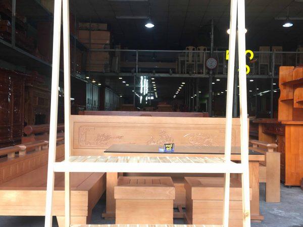 Kệ chữ A 2 tầng treo quần áo KD014 (3)