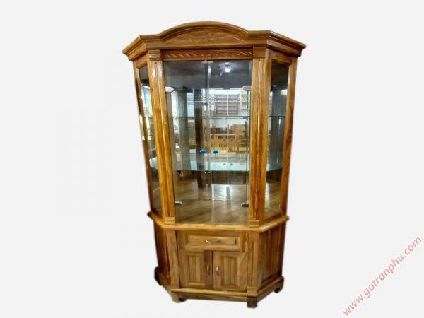 Tủ rược gỗ Hương xám TR005 (1)