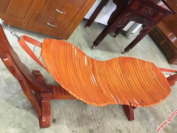 Võng gỗ xà cừ GH038 (1)