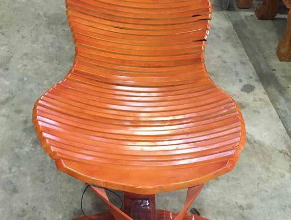 Võng gỗ xà cừ GH038 (2)