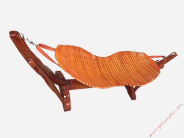 Võng gỗ xà cừ GH038 (3)
