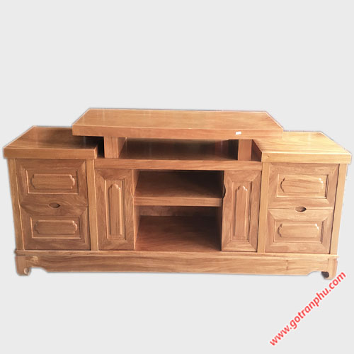 Kệ tivi gỗ Đinh Hương 1m6 - 1m8 -2m (3)