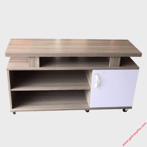 Kệ tivi gỗ Melanine 1m2 KT057 (1)