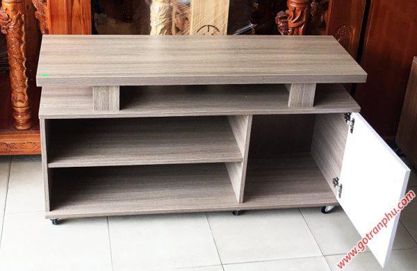 Kệ tivi gỗ Melanine 1m2 KT057 (3)