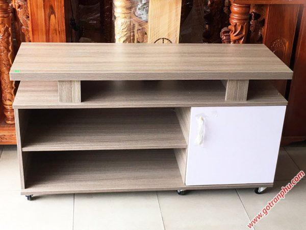 Kệ tivi gỗ Melanine 1m2 KT057 (4)