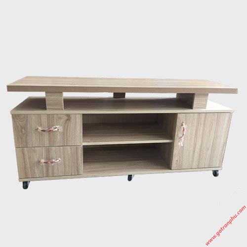 Kệ tivi gỗ Melanine 1m4 KT058 (2)