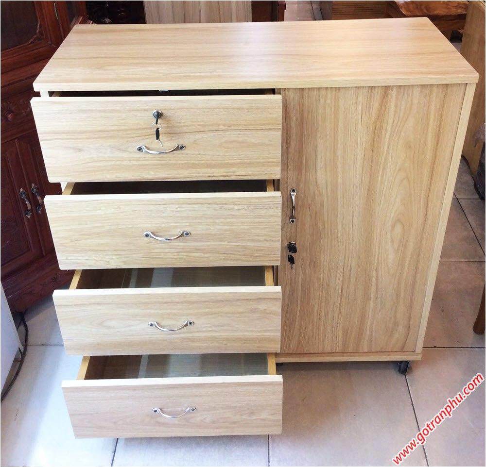 Tủ Campos gỗ MDF đựng tài liệu 1m 1m2 TU006-07 (4)