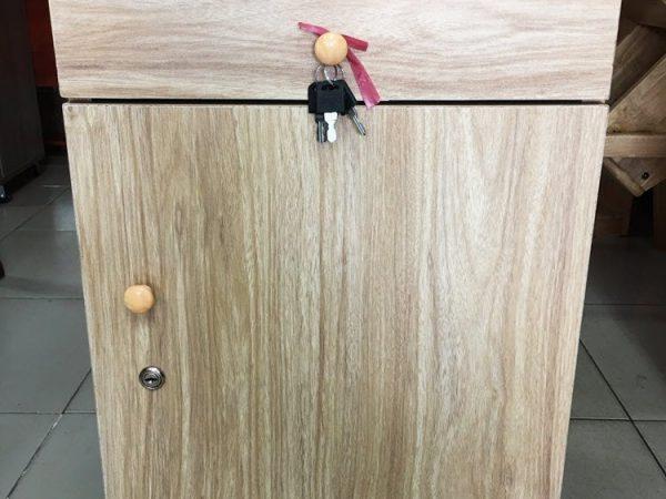 Tủ đầu giường gỗ Min TU004 (2)