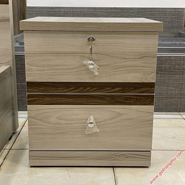 Tủ đầu giường gỗ MDF nhập khẩu TU010 (1)