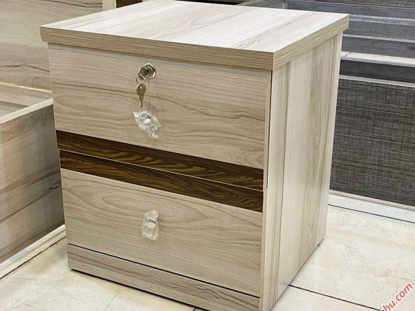 Tủ đầu giường gỗ MDF nhập khẩu TU010 (3)
