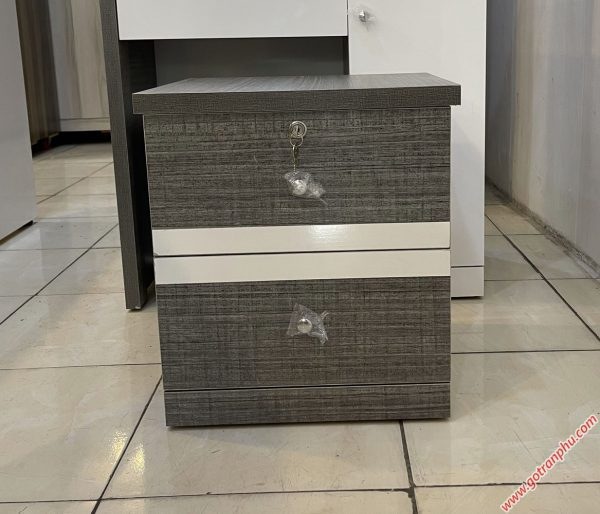 Tủ đầu giường gỗ MDF nhập khẩu TU010 (4)