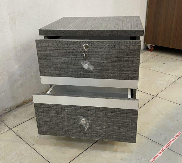 Tủ đầu giường gỗ MDF nhập khẩu TU010 (5)